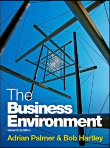 The Business Environment, Paperback Book