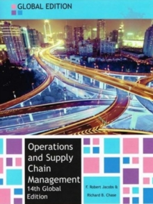 OPERATIONS & SUPPLY CHAIN MANAGEMENT GLO, Paperback Book