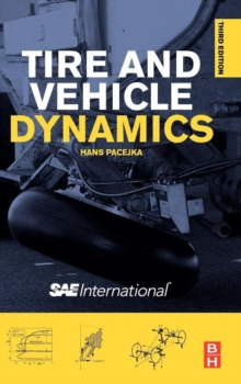 Tire and Vehicle Dynamics, Hardback Book