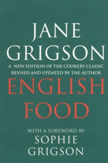 English Food:New Edition of the Cookery Classic, Hardback Book