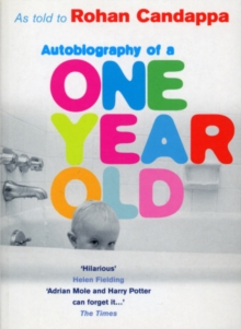 Autobiography of a One Year Old, Paperback Book