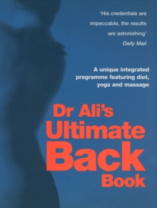 Dr Ali's Ultimate Back Book, Paperback Book
