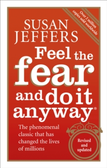 Feel The Fear And Do It Anyway, Paperback Book