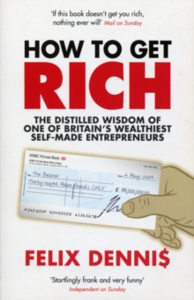 How to Get Rich, Paperback Book
