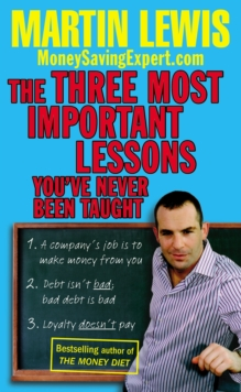 The Three Most Important Lessons You've Never Been Taught, Paperback Book