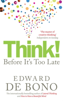 Think! : Before it's Too Late, Paperback Book