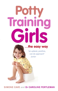 Potty Training Girls, Paperback Book