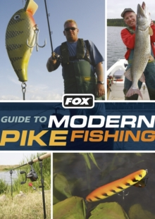 Fox Guide to Modern Pike Fishing, Paperback Book