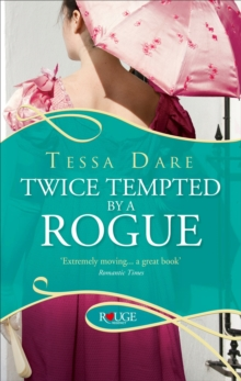 Twice Tempted by a Rogue: A Rouge Regency Romance, Paperback Book