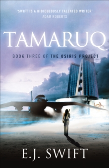 Tamaruq : The Osiris Project, Paperback Book