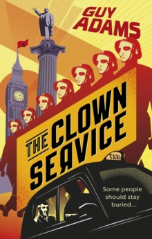 The Clown Service, Paperback Book
