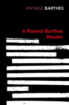 A Roland Barthes Reader, Paperback Book