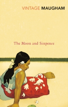 The Moon and Sixpence, Paperback Book