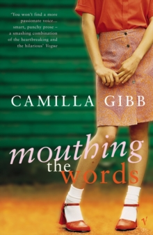 Mouthing The Words, Paperback Book