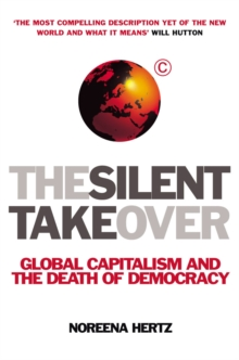 The Silent Takeover, Paperback Book
