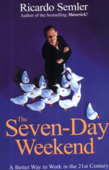 The Seven-Day Weekend, Paperback Book