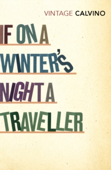 If On A Winter's Night A Traveller, Paperback Book