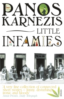 Little Infamies, Paperback Book
