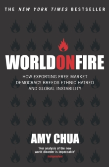 World On Fire, Paperback Book
