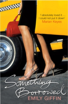 Something Borrowed, Paperback Book