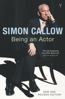 Being an Actor, Paperback Book