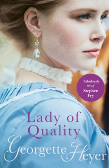 Lady of Quality, Paperback Book