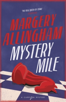 Mystery Mile, Paperback Book