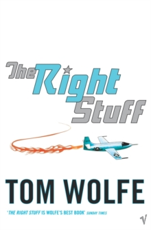 Right Stuff, Paperback Book