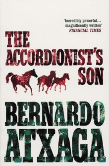 The Accordionist's Son, Paperback Book