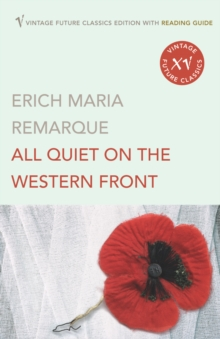 All Quiet on the Western Front, Paperback Book