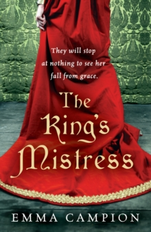 The King's Mistress, Paperback Book