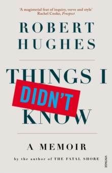 Things I Didn't Know, Paperback Book