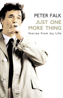 Just One More Thing, Paperback Book