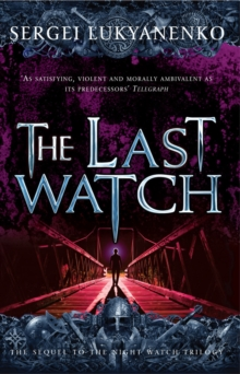 The Last Watch, Paperback Book
