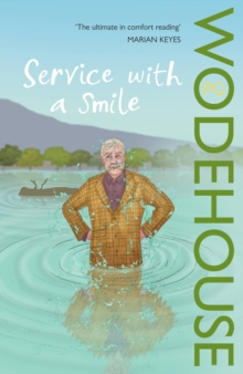 Service with a Smile : (Blandings Castle), Paperback Book