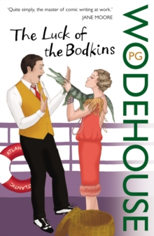 The Luck of the Bodkins, Paperback Book