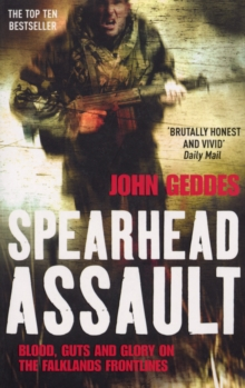Spearhead Assault, Paperback Book