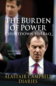 The Burden of Power, Paperback Book