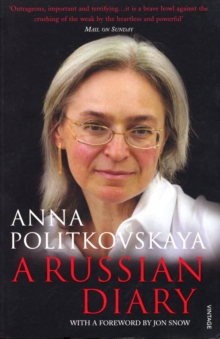 A Russian Diary, A, Paperback Book
