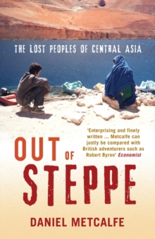 Out of Steppe, Paperback Book