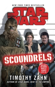 Star Wars: Scoundrels, Paperback Book