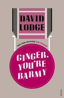 Ginger, You're Barmy, Paperback Book