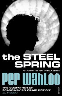 The Steel Spring, Paperback Book