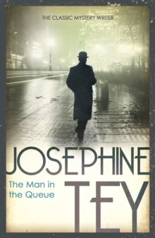 The Man in the Queue, Paperback Book