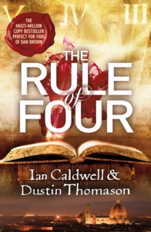 The Rule of Four, Paperback Book