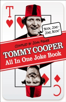 Tommy Cooper All in One Joke Book : Book Joke, Joke Book, Paperback Book