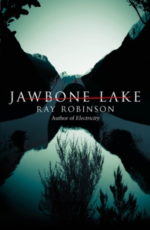Jawbone Lake, Paperback Book