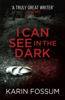 I Can See in the Dark, Paperback Book