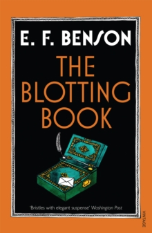 The Blotting Book, Paperback Book