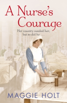 A Nurse's Courage, Paperback Book